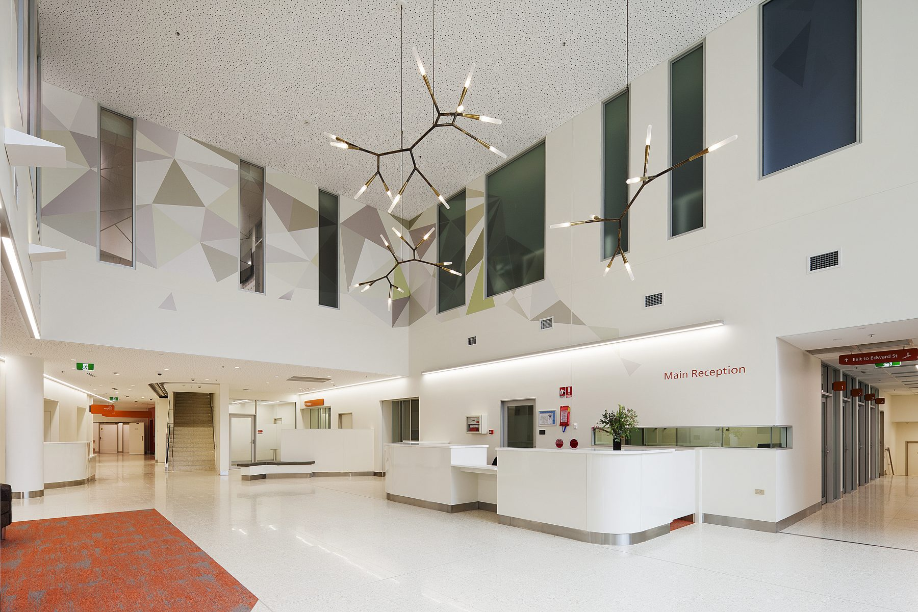 Acute Services Building