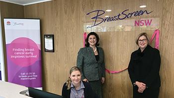 BreastScreen NSW Wagga Wagga opens