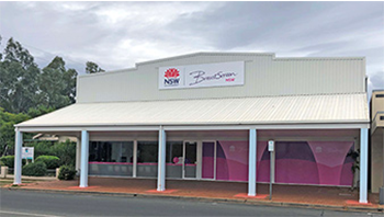 BreastScreen NSW Project Update